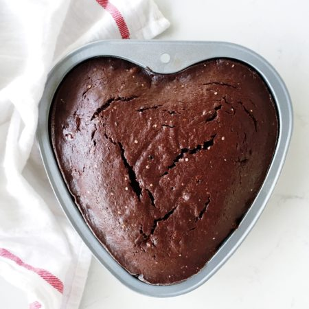Double Chocolate Olive Oil Cake