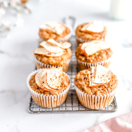 Double Apple Muffins