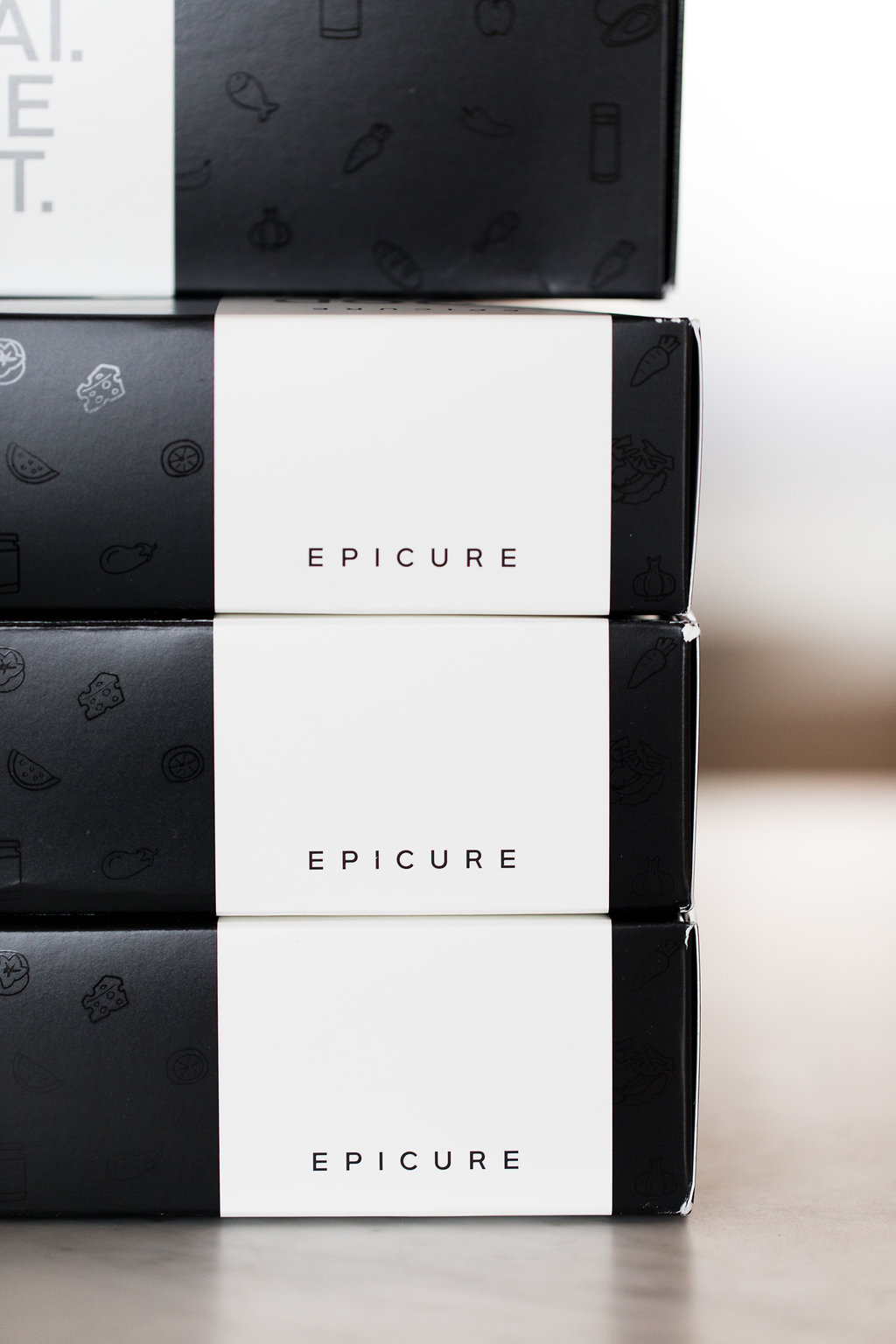 Epicure Good Food Real Fast Meal Kits
