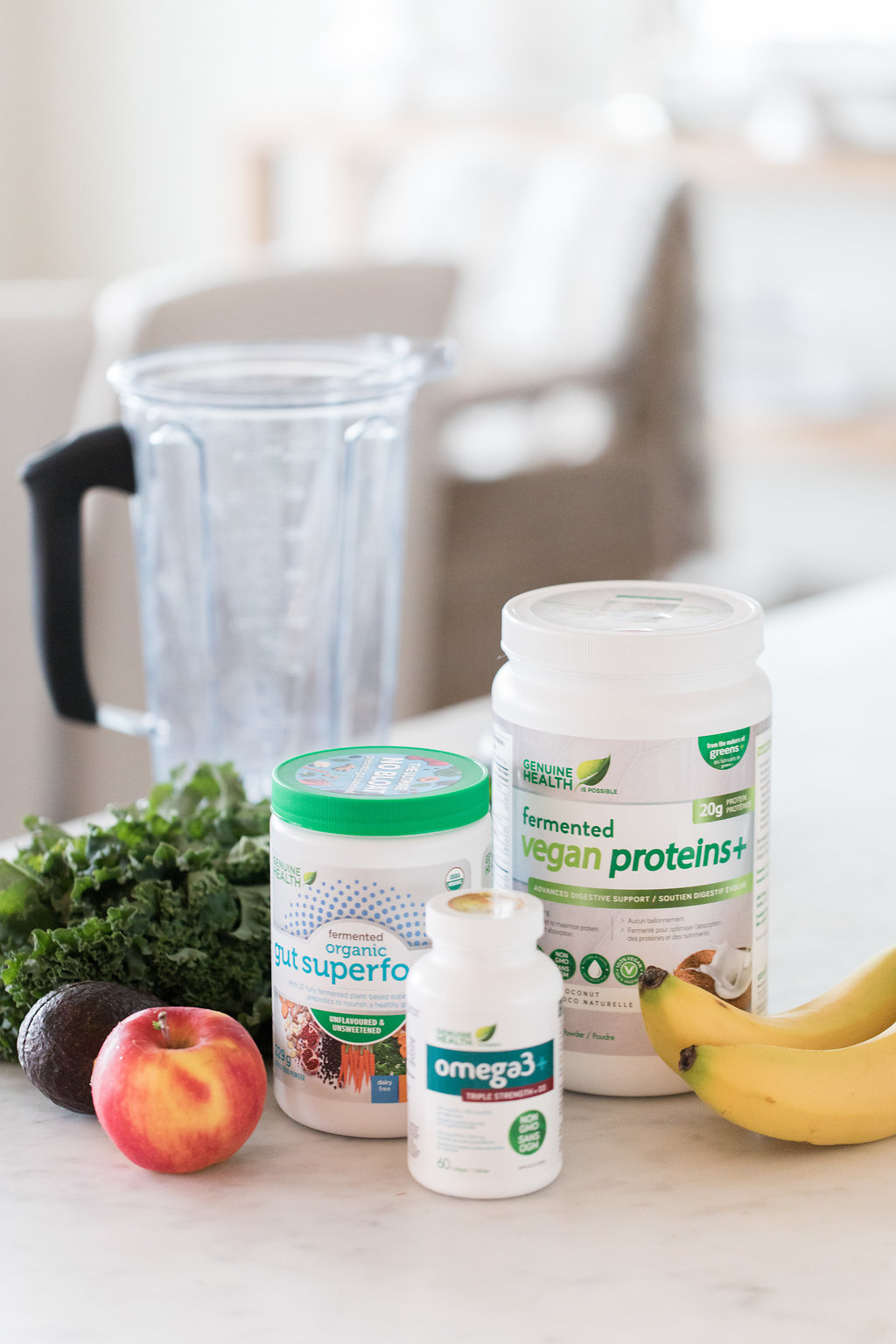 Genuine Health Giveaway valued at $600 on the fraichenutrition.com blog!
