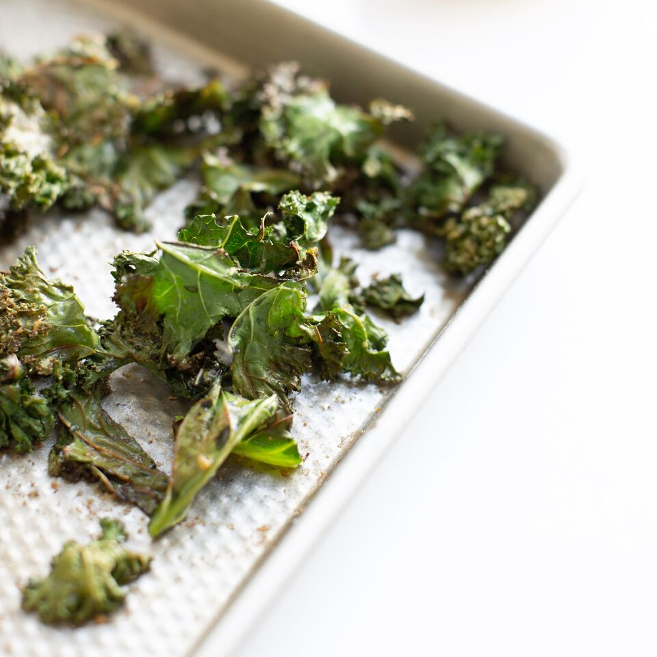 How to make the Perfect Kale Chip!