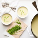Vegan Potato Leek Soup