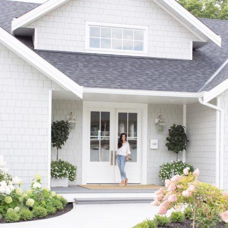Our Exterior Home Reveal