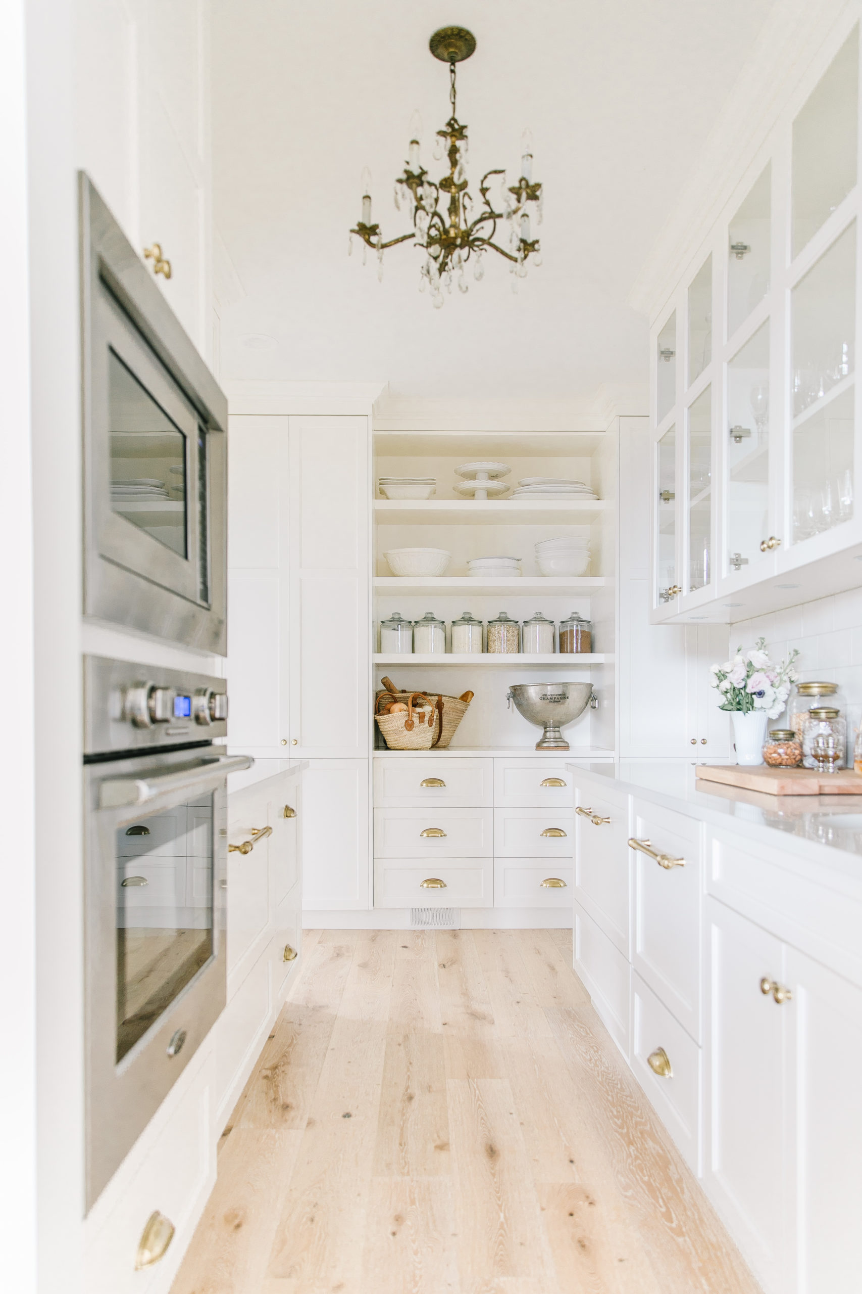 We're revealing our Pantry design and how we've organized everything! We found inspiration in so many things and are so happy with how it's all come together!
