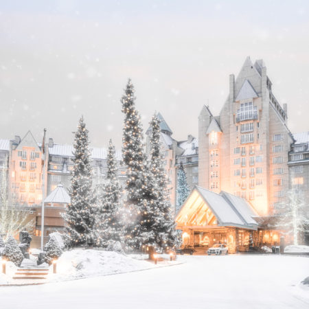 12 Days of Giveaways : Day 12 Fairmont Chateau Whistler