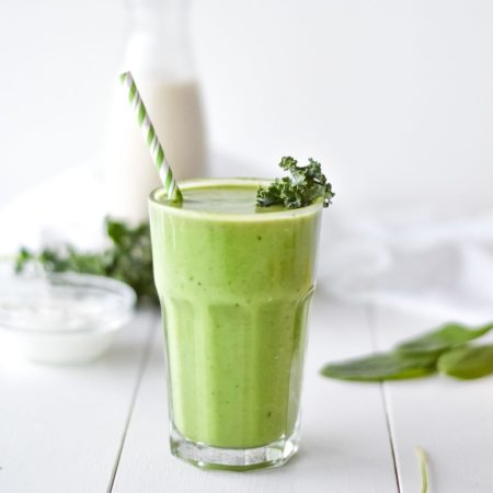 Day 1: Tropical Green Smoothie